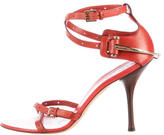 Gucci Horsebit Leather Sandals