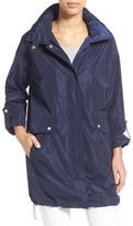 Ellen Tracy Packable A-Line Raincoat