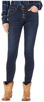 Rock and Roll Cowgirl Denim High-Rise Skinny in Dark Vintage WHS3440 (Dark Vintage) Women's Jeans