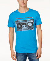 HUGO BOSS Men's Classic-Fit Graphic-Print T-Shirt