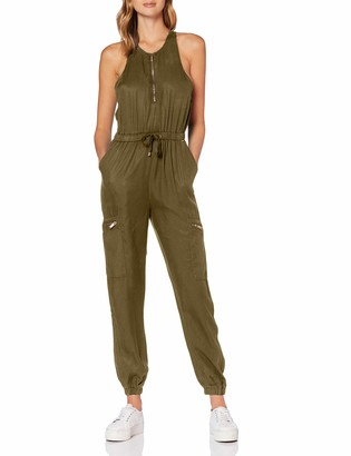 Superdry Women's Kaya Utility Jumpsuit