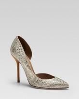 Gucci Noah Evening d'Orsay High Heel Pump