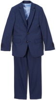 Isaac Mizrahi Navy Suit Jacket Set - Toddler & Boys