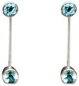 Vessel Silver Chain Earrings