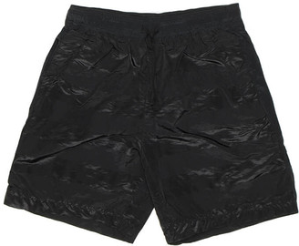Stone Island Shadow Project Black Shorts