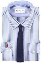 Robert Graham Happy Dress Shirt Men's Long Sleeve Button Up