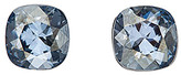 Swarovski Callura callura Women's Earrings Blue - Blue Shade Stud Earrings With Crystals
