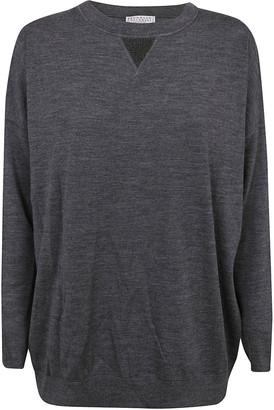 Brunello Cucinelli Embellished Sweater