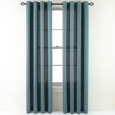 Martha Stewart MarthaWindowTM Provence Weave Grommet-Top Curtain Panel