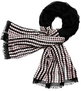 Tory Burch Marple Dot Scarf