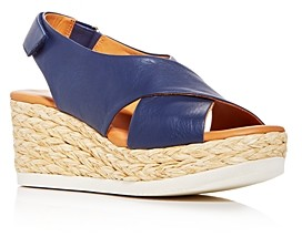 Andre Assous Women's Corbella Espadrille Wedge Sandals