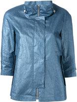 Herno cropped sleeves jacket