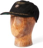 Ralph Lauren Bullion Twill Fitted Ball Cap