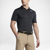 Nike Breathe Stripe Men's Standard Fit Golf Polo