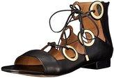 Calvin Klein Women's Abriana Gladiator Sandal