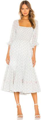 LoveShackFancy Rigby Dress