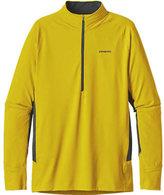 Patagonia Men's All Weather Zip Neck T-Shirt