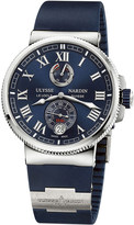 Ulysse Nardin 1183-122-3/43 Marine Chronometer stainless steel watch