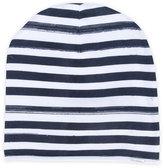 Diesel striped beanie - kids - Cotton - 46 cm