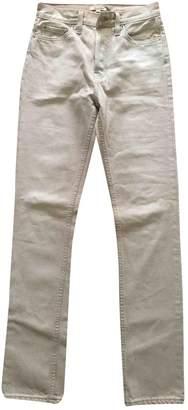 Yeezy Beige Denim - Jeans Jeans