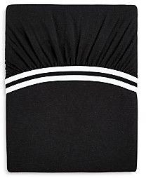 Calvin Klein Modern Cotton Jersey Body Solid Fitted Sheet, Twin