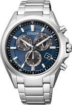 Citizen Men's Watches ATTESA Eco-drive radio clock Chronograph AT3050-51L
