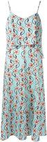 I'M Isola Marras floral print dress - women - Polyester/Spandex/Elastane - 42
