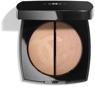 Chanel DUO BRONZE ET LUMIERE Bronzer And Highlighter Duo