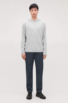 Cos RELAXED ELASTIC-WAIST TROUSERS
