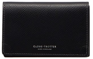 Globe-trotter Card holder Black