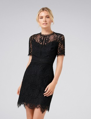 Ever New Brielle Lace Mini Dress