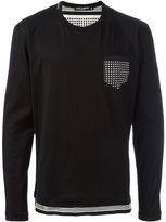 Dolce & Gabbana chest pocket top