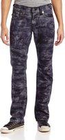 True Religion Men's Ricky Straight Leg Big T Jean in