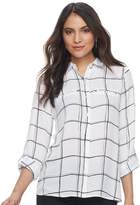 Apt. 9 Women's Georgette Blouse