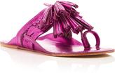Figue Metallic Scaramouche Sandal