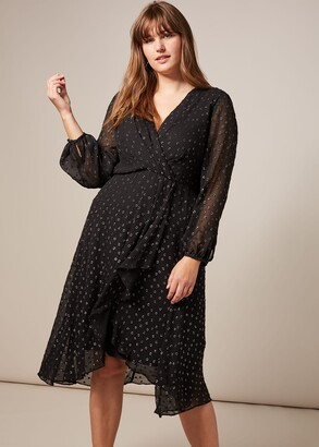 Phase Eight Elodie Spot Dress