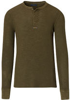 Polo Ralph Lauren Cotton Jacquard Henley