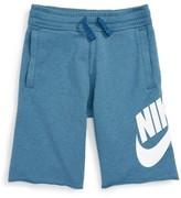 Nike Boy's Alumni Knit Shorts
