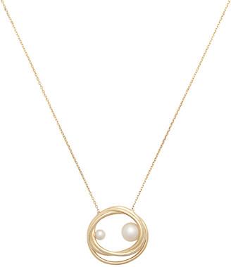 Sebastian Bound Pearl Necklace