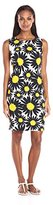 Ronni Nicole Women's Daisy Print Sheath Dress