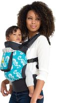 Lillebaby Original Essentials Baby Carrier in Teal/Seahorses