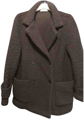 Gat Rimon Black Polyester Coats