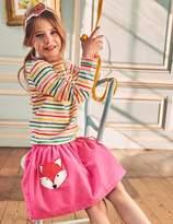 Boden Animal Pocket Skirt