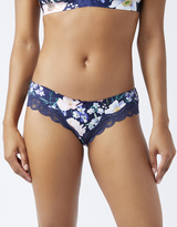 Accessorize Aoife Floral Cheeky Briefs