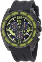 Ecko Unlimited Rhino by Men's E8M072MV Hype Three Eye Chronograph Bright Color Watch