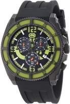 Ecko Unlimited Rhino by Men's E8M072MV Hype Three Eye Chronograph Bright Color Watch