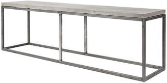 Lyon Beton - Perspective Bench