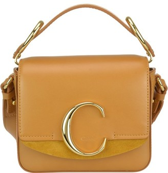 Chloé C Mini Crossbody Bag
