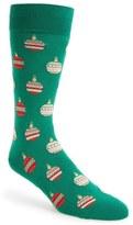 Hot Sox Christmas Ornament Socks (3 for $30)