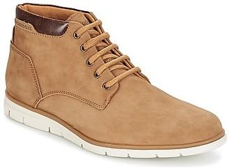 Schmoove SHAFT MUD men's Mid Boots in Brown